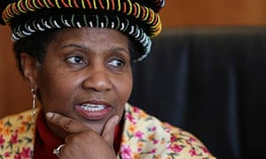 MDG : Phumzile Mlambo-Ngcuka