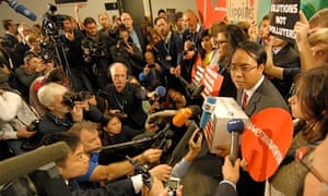 MDGH : COP19 in Warsaw : Philippine delegate Yeb Sano