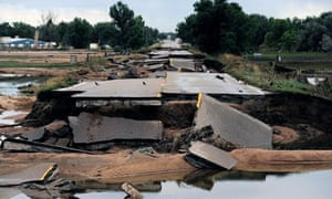 Planet Oz Blog at COP19 in Warsaw : Extreme weather, flood damage in Colorado