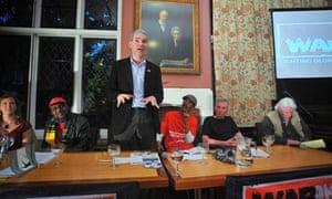 MDG : John Hilary, War on Want's Executive Director,