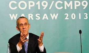 COP19 in Warsaw :Todd Stern, United States Special Envoy for Climate Change