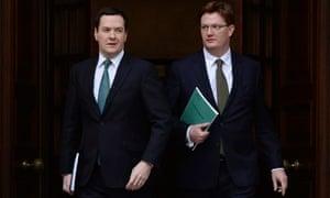 George Osborne Delivers Autumn Satement to parliament.