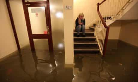 UK Flood : Severe Winds As Storm Surges Threaten Coastal Regions