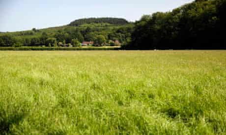 Fracking in West Essex : an area proposed for shale gas exploration