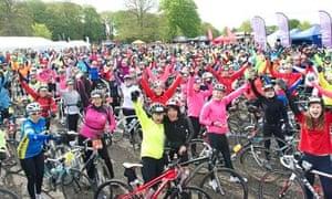 Bike blog : Cycletta Charity Womens Bike Ride