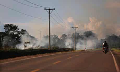MDG : Amazon highway : Interoceanic Highway in Peru
