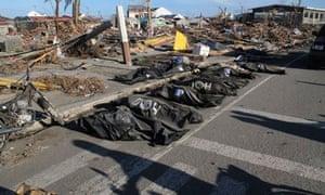 MDG : World Vision : Typhoon Haiyan