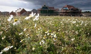 Housing development and new Natural England chairman Andrew Sells