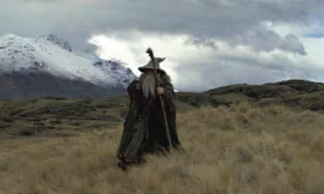 Still from The Lord of the Rings - Feloowship of the Ring