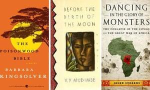 MDG : Best books on DRC, Democratic Republic of the Congo