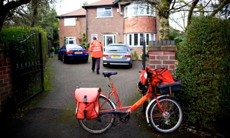 8a81692325 Royal Mail to phase out post bikes completely in 2014