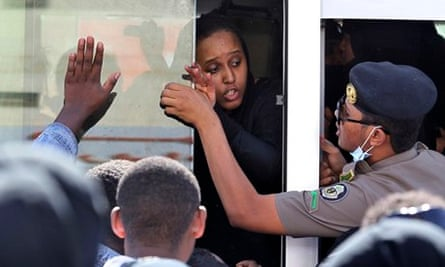 MDG : Ethiopian worker repatriation from Saudi Arabia