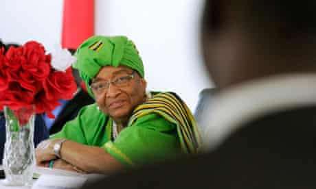 MDG Ellen Johnson Sirleaf