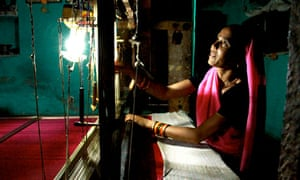 India S Villagers Reap Visible Benefits From Solar