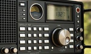 MDG radios in Zimbabwe