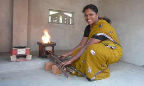 MDG : Prakti an Indian company improving cookstoves , India