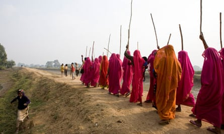 MDG Women's rights in India