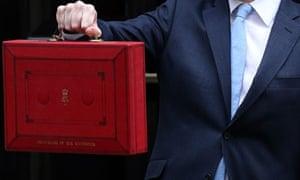 MDG George Osborne