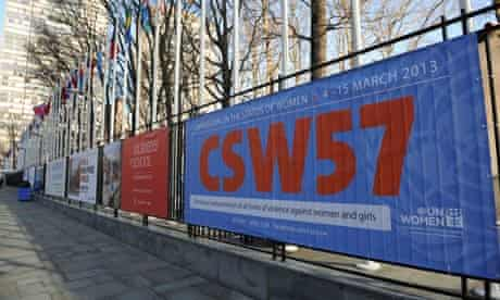 MDG : UN Women CSW57 The Commission on the Status of Women