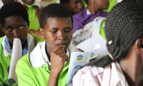 MDG : Rwanda : Reconciliation in school : IRDP School of debate