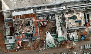 Decommission Work Continues At Fukushima Daiichi Nuclear Power Plant