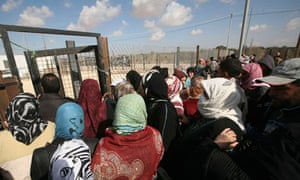 MDG Syrian refugees