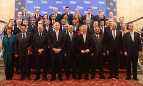 MDG : Yemen ministerial meeting in London hosted by William Hague
