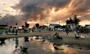 MDG Mozambique HIV
