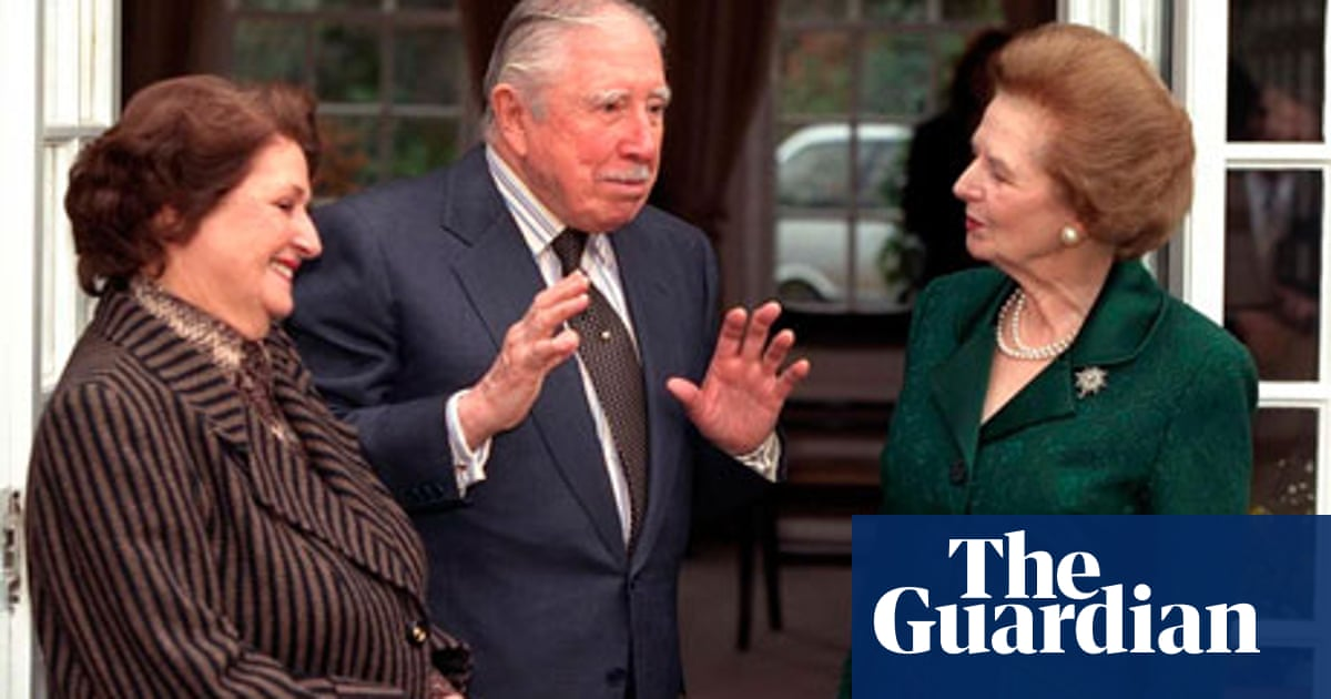 Short Lived Legacy Margaret Thatcher Neoliberalism And The Global South Trade And Development The Guardian