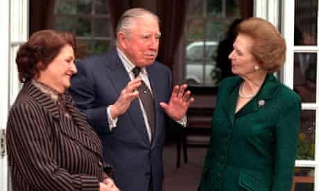 MDG Thatcher and Pinochet
