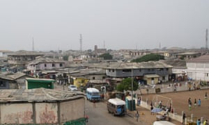 MDG Jamestown, Accra