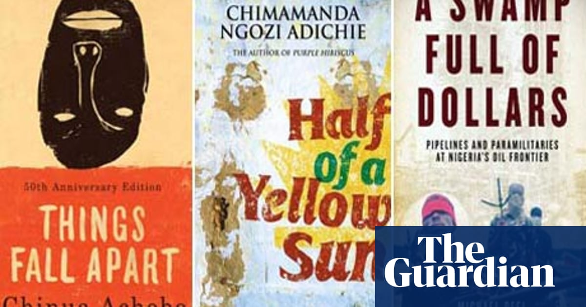 The Best Books On Nigeria Start Your Reading Here Pushpinder