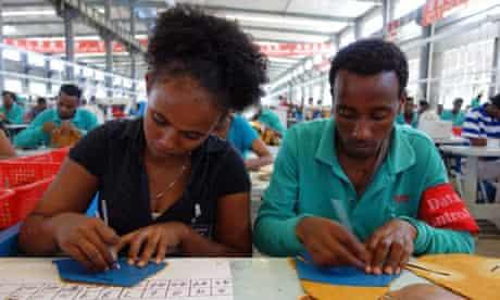 MDG China in Ethiopia