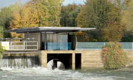 Osney Lock Hydro  project