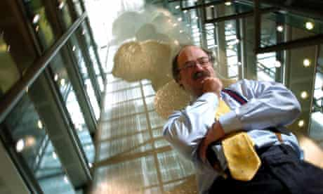 Governement chief scientist advisor Mark Walport