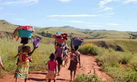 MDG Vakinankaratra region of central Madagascar