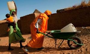 MDG North Darfur