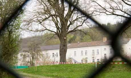 Country Diary : Ex POW camp at Eichstatt,  Bavaria, Germany