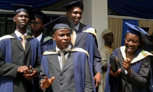 MDG University of Ibadan, Nigeria