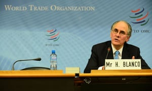 MDG : WTO director general candidates : Herminio Blanco