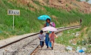 MDG Pakistan debt relief