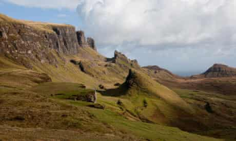 Mombiot blog : State of Nature :The Quiraing, Isle of Skye, Scotland