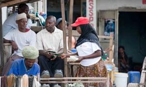 MDG : Tanzania : Awarness about fistula