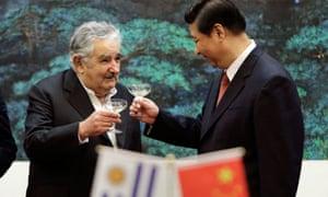 MDG Uruguay and China