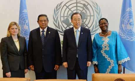 UN high-level panel report