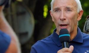 Bike blog : TV Commentator Phil Liggett