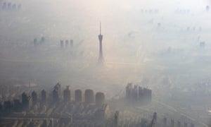 CO2 pollution in Zhengzhou, Henan, China : coastal provinces outsource greenhouse gas emissions