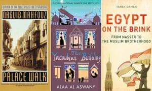 MDG : The best books on Egypt: