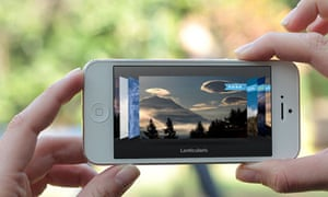 The newly released CloudSpotter App that can help you to identify clouds