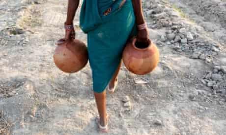 MDG hunger in India